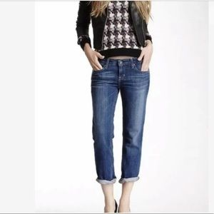 Big Star Rikki Low Rise Straight Leg Crop Jeans 31